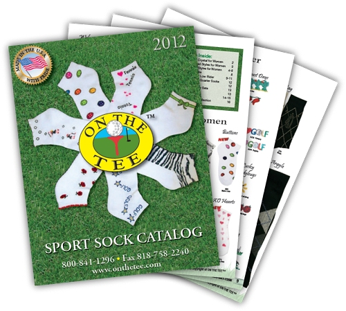 ON THE TEE 2012 Catalog
